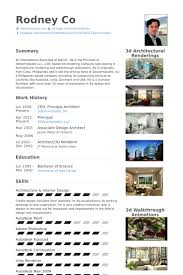 architect resume format principal architect resume samples visualcv resume samples database