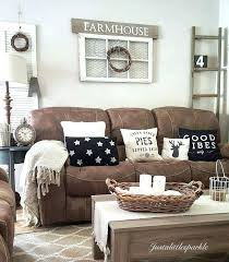 fantastic living room decorating ideas with dark brown sofa couch colors sectional design chocolate setup