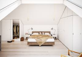 Bedroom Built In Closets White Attic Bedroom Built In Closets Tan Interior Design Ideas