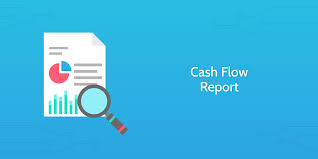 What Is A Cash Flow Report Cash Flow Report Process Street