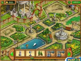 Small Picture Play Gardenscapes Online Games Big Fish
