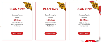 pldt offers faster dsl and fiber plans