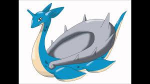 Lapras Evolution Chart 6th Generation Pokemon Idea Lapras Evolution Youtube