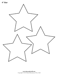 printable star printable star templates free blank star shape pdfs