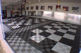 rubber garage floor mats idea