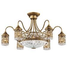 Потолочная <b>люстра Odeon Light</b> Salona <b>2641</b>/<b>9C</b> — купить в ...