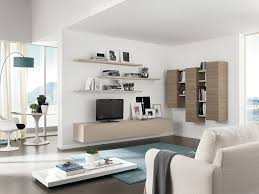 contemporary design for wall unit storage