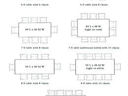 6 seater dining table dimensions in inches large images of standard kitchen extraordinary contemporary ideas 8