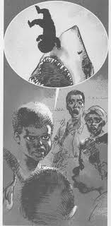 the speaking slave corpse and kyle baker s graphic novel nat young nat narrating