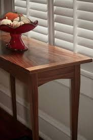 one of a kind coffee tables classic console table narrow wood table for hall entryway decor