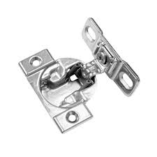 3 8 Offset Cabinet Hinges Richelieu Hardware Face Mount Frame 1 3 8 In Overlay Blum Hinge