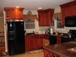 Red Country Kitchen Cabinets Top Black Kitchen Ideas Small Kitchen Gallery