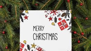Download kumpulan kartu ucapan selamat natal dan tahun baru 2020 berkualitas hd di sini! Kartu Ucapan Natal 2020 Terbaik Gambar Gif Untuk Medsos Dan Contoh Ucapan Natal Dan Tahun Baru Halaman All Tribun Pontianak