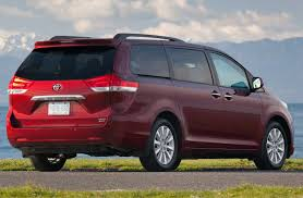 2013 Toyota Sienna iii – pictures, information and specs - Auto ...
