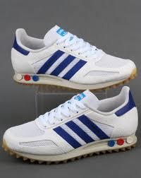 adidas vintage. adidas la trainer og vintage white/mystery ink 0