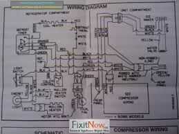 ge hotpoint refrigerator wiring diagram ge image wiring diagrams and schematics appliantology on ge hotpoint refrigerator wiring diagram