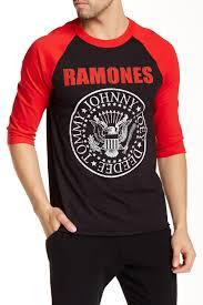 Bravado Ramones Logo Raglan Tee Nordstrom Rack