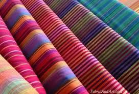Loomed Indian fabrics, Indian fabrics, & Striped cotton fabrics Adamdwight.com