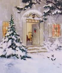 open door at