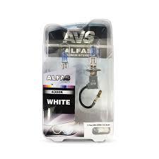 Авто лампы Газонаполненные <b>лампы AVS Alfas</b> купить г ...