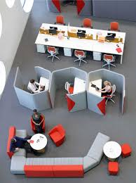 work office design. Acoustic Furniture Solutions For Privacy And Collaboration Work Office Design N