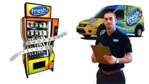 Healthy Snack Vending Machine Franchise Extraordinary Fresh Healthy Vending Franchise FHV Landing