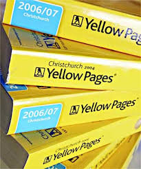 since i ve had internet access i haven t unpacked my bt telephone directory or yellow pages for the past few years they have sat unloved and unwanted in