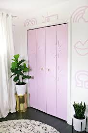 Star Trim Closet Door DIY – A Beautiful Mess