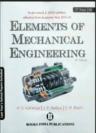 Mechanical Engineering Textbooks Elements Of Mechanical Engineering Book At Rs 275 Piece
