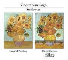 vincent s sunflowers