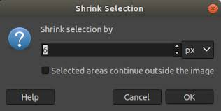 As gimp is an image manipulation program, working on pixels, there is no straight option to draw a straight line. Gimp Select Menu Javatpoint