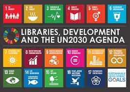 Resultado de imagen de naciones unidas biblioteca
