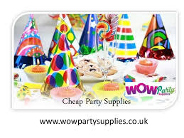 Cheap Party Supplies www.wowpartysupplies.co.uk ...
