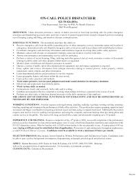 ... Dispatcher Resume Sample With Pictures Truck Ambulance Flight 911  Resumes 1a ...