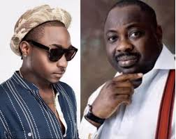 Image result for dele momodu and davido