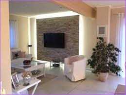 Wandgestaltung Wohnzimmer Beige
