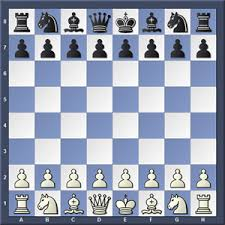 Keeping Score With Algebraic Chess Notation