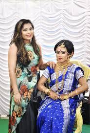 bridal makeup artist tania