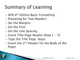 apa 6th edition word template apa 6th ed ms word 2007 template tutorial v1