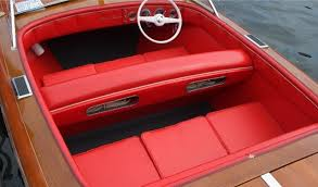 how to clean repair boat upholstery