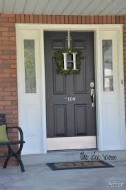 how to paint your front doorHow To Paint A Front Door  Home Interior Design