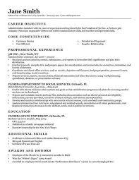 Official Resume Formats Official Resume Format Mwb Online Co