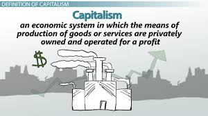 capitalism and the market definition limitations video what is capitalism definition examples
