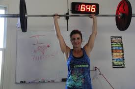 August Athlete of the Month: Jessica Hendrix   CrossFit Commence ...