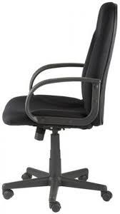 cloth office chairs. Alphason Boston Black Fabric Office Chair AOC3282-BK Cloth Chairs F