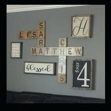 scrabble letters for wall full size of wall decor in conjunction with large scrabble letters wall scrabble letters wall decor