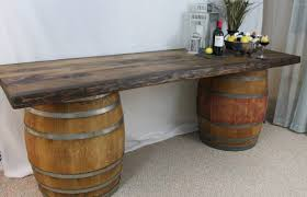 furniture made from barrels. How Is Creative And Rustic Furniture Made From Wine Barrel? Barrels E