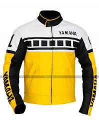 yamaha textile vintage motorcycle jacket