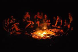 Resultado de imagen de fuego tribu