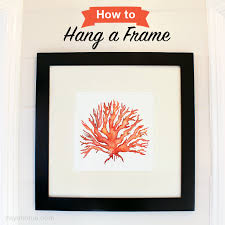 jfaye home how to hang a picture title image 2